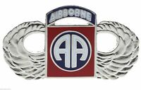 82nd Airborne Eighty Second USA Army Hat or Lapel Pin H16040F3D13J