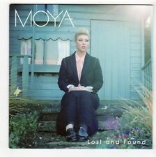 (FQ121) Moya, Lost And Found - 2011 DJ CD