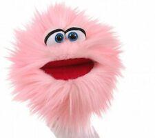 Living Puppets Handpuppe Quatschköppe Plaudertante rosa ca. 20cm groß