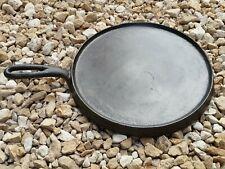 Favorite Piqua Ware Cast Iron No.9 Round Griddle