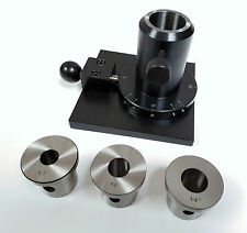 """Amadeal Indexable End Mill Sharpener / Sharpening Fixture 3/4"""" 1/2"""" & 5/8"""""""