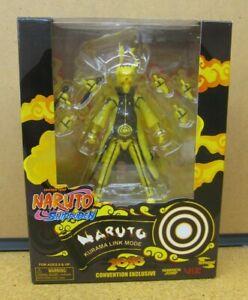 """Naruto Shippuden 4"""" Kurama Nine-tails Link Mode Naruto figure - NEW 2020 SDCC"""
