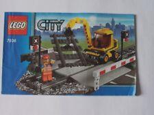 Lego ® receta/instruction nº 7936