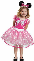 Pink Minnie Tutu Deluxe Child Costume Girls Headband Fancy Dress Up Disguise