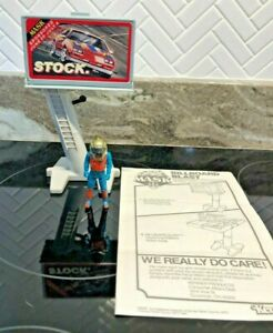 1987 M.A.S.K. Billboard Blast 100% Complete with instructions