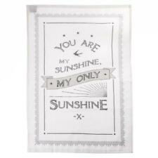 East of India 'You are my sunshine' Tea Towel Gift 1246 EOI