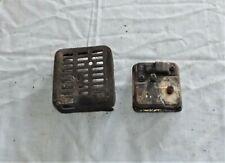 String Trimmer Parts, John Deere 100G Echo GT-160A, Muffler and Guard