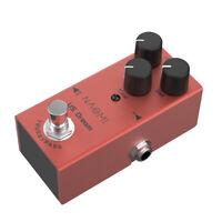 US Dream Distortion Guitar Pedal Mini Guitar Effect Pedal DC 9V True Bypass