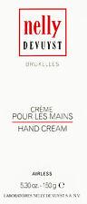 Nelly De Vuyst Hand Cream 5.30oz(150g) Fresh New