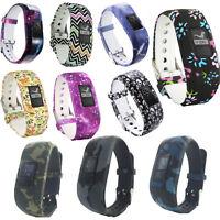 Replacement Band for GARMIN VIVOFIT JR 2 JUNIOR Fitness Wristband Tracker  EL