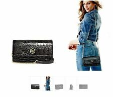 Guess Black crossbody bag Clutch