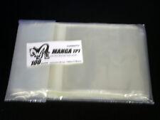 MANGA TP1 -WR BUSTE pacco da 100 per Tokyo Ghoul, Alan Ford Doppi, Defense Devil