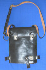 Russian Army Officers MAP BAG Leather Commanders Pad CASE