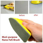 Car Vehicle Seat Cleaning Brush Nano Felt For Leather Floor Window Glass Kitchen