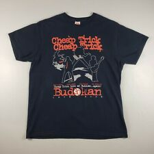 Cheap Trick Live at Budokan Again Concert T-Shirt 30 Years 1978-2008 Adult Large