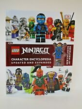 NEW LEGO NINJAGO Character Encyclopedia, Updated Edition by Dorling Kindersley