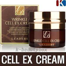 ANTI AING CREAM Wrinkle Cell EX Cream 60g / Korean Cosmetics LEADERS INSOLUTION