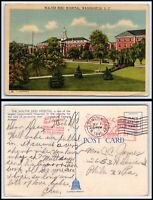 WASHINGTON DC Postcard - Walter Reed Hospital Q42