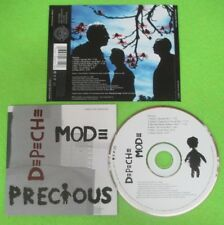 CD Singolo DEPECHE MODE PRECIOUS 2005 SIRE 42831-2 no mc lp vhs dvd (S33)