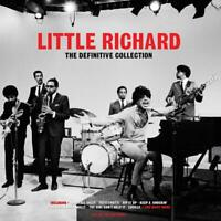 Little Richard - The Definitive Collection (Red 180g Vinyl 3LP) NEW/SEALED