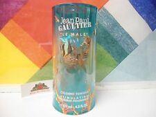 2005 JEAN PAUL GAULTIER LE MALE STIMULATING SUMMER FRAGRANCE 4.2 OZ 125 ML