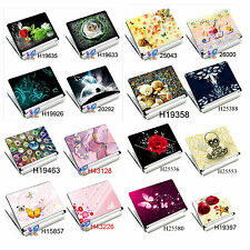 "15.4'' 15.6""  Laptop Skin Cover Notebook Sticker Decal MUTI list"