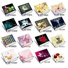 "15.4'' 15.6""  Laptop Skin Cover Notebook Sticker Decal MUTI list"