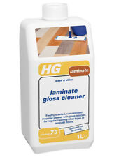 HG Laminate Floor Gloss Cleaner (Wash & Shine) 1 Litre HG Product Number 73