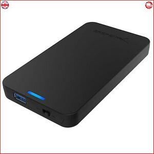 "Sabrent EC-UASP 2.5"" SATA to USB 3.0 Tool-Free External HDD/SSD Enclosure"