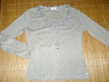 Street One Damen-Shirts mit Rundhals-Ausschnitt ohne Muster