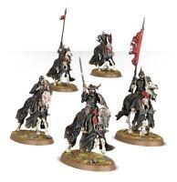 Warhammer Age of Sigmar Black Knights / Hexwraiths New on Sprue