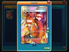 New Team Flare Grunt Full Art - Pokemon PTCGO Online Only
