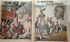 1936 Etiopia italiana Ascari e Badoglio Petrarca Alpinista Meteoriti Uiguri di