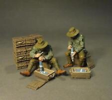 JOHN JENKINS WW1 THE GREAT WAR GWA-11 (53) AUSTRALIAN STOKES MORTAR CREW MIB