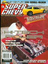 2000 Super Chevy Magazine: Ti-Tech Power/Blown LT1 383/Crate Engine Guide/Racing