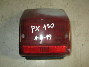 Fanale Posteriore Stop Fanali Luce Luci Piaggio Vespa PX 125 150 200 1980 2000