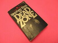 The Dead Zone by Stephen King - 1979 First Edition 9th Print. - Signet Paperback