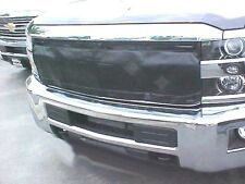 """Winter Front 2018 2019 Silverado 2500 3500  ONLY W/ """"4"""" gril BARS OEM Factory GM"""