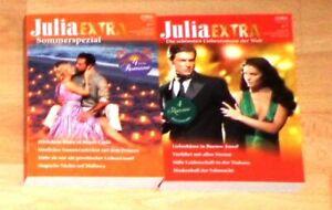 Liebesromane JULIA Extra Band 503 und 504