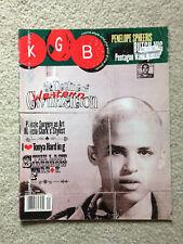 KBG ZINES USA Magazine Penelope Spheeris Ward Hall Tonya Harding Butch Vig