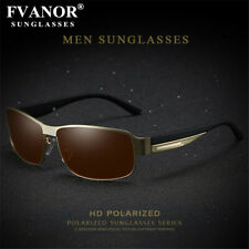 Aluminum HD Lens Polarized Mens Sunglasses Sports Eyewear Driving Driver Glasses