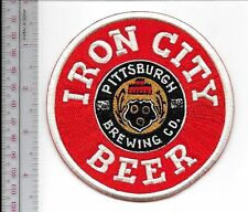 Beer Football Pittsburgh Steelers & Iron City Beer  American Football Conference