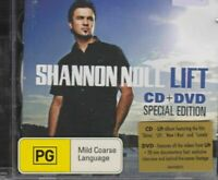 SHANNON NOLL - LIFT CD + DVD SPECIAL EDITION - VERY GOOD CONDITION