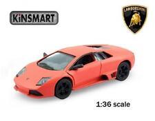 Kinsmart  Lamborghini Murcielago LP640 1:36  scale - matte finish  # KT 5317 OR