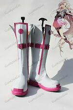 Vocaloid  3-IA    cosplay shoes boots Custom-Made  1295