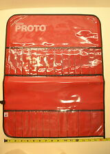 NEW STANLEY PROTO J25TR21C 26 Pocket Tool Roll USA MADE WR.12c.A.2