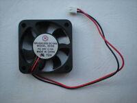 10 pcs Brushless DC Cooling Fan 7 Blade 24V 5010S 50x50x10mm 2pin Sleeve Bearing