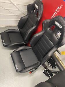 SPARCO R100 SEATS MK4 GOLF