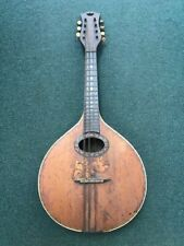Vintage 1922 Markneukirchen Mandolin Needs Repair/Tlc
