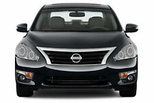 Bright White LED Headlight Halo Ring Kit for Nissan Altima 13-15
